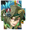 緑狼王の加護ブレイド