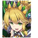 烈槍の女神アテナ